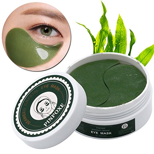 519Ko782d5L - Under Eye Pads, Collagen Eye Mask, Eye Treatment Mask, Puffy Eyes, Eye Patches, Natural Eye Mask with Anti Aging,Dark Circles and Puffiness, Anti Wrinkle, Moisturizing, (30 Pairs)