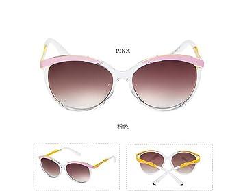TAIYANGJ Gafas de Sol de Primavera Retro Modelos Estrella de ...