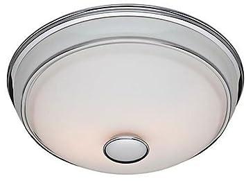 Hunter 81021 Ventilation Victorian Bathroom Exhaust Fan and Light