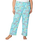 Avenue Women's Sunglass Sleep Pant, 26/28 Teal