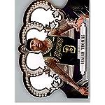 2017-18 Panini Crown Royale NBA #121 Isaiah Thomas Los Angeles Lakers