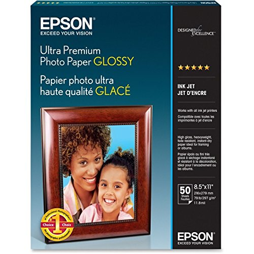 Epson Ultra-premium Glossy Photo - Premium Website Outlet