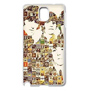 Rock band The Beatles poster Hard Plastic phone Case for Samsung Galaxy NOTE3 N9000 Case Cover RCX091589