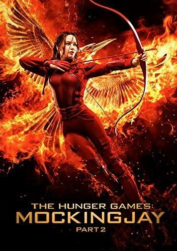 The Hunger Games: Mockingjay, Part 2 [+ Digital Code] (The Hunger Games Catching Fire Last Scene)