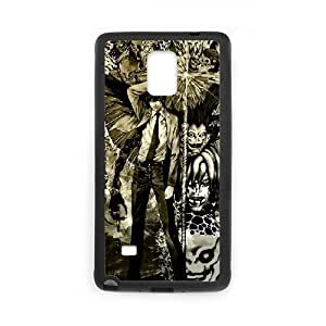 Samsung Galaxy S4 Cell Phone Case Black Death Note HG7623343