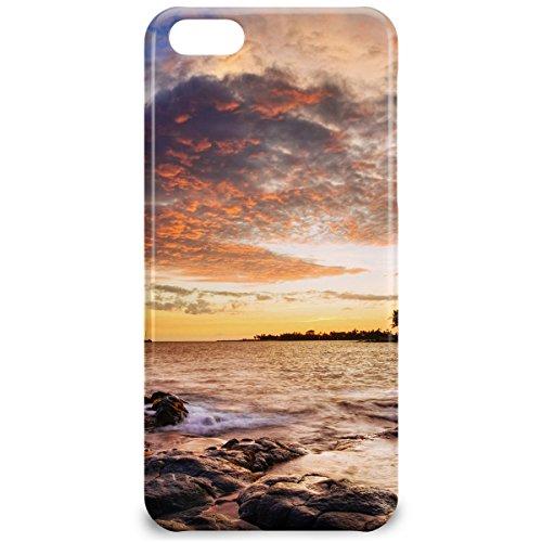 Phone Case For Apple iPhone 5C - Sunset Coast Back Slim