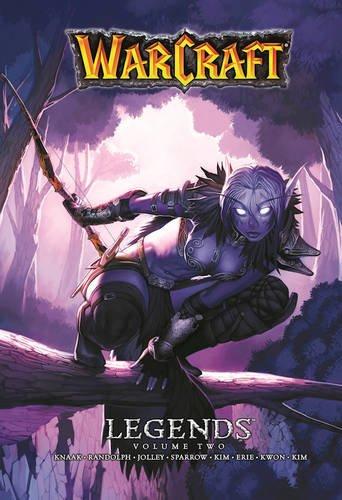 [Warcraft Legends Vol. 2 (Blizzard Manga)] (Warcraft Legends Graphic)