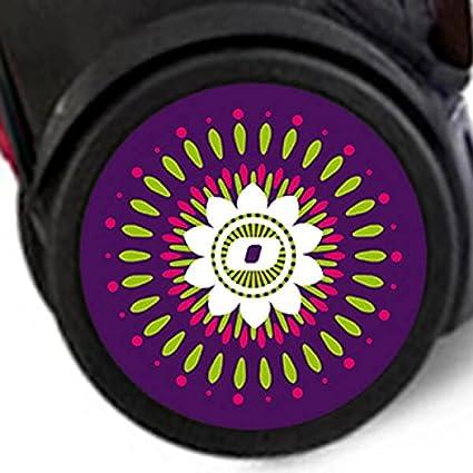 Adhesivos Nikidom Roller Wheel Sticker Mandala
