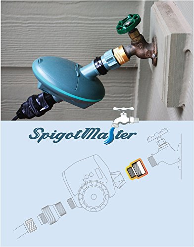 2-Pack: SpigotMaster ~SM01 Vacuum Breaker Adapter~ Converts an Arrowhead PK1390 Anti-Siphon Valve Into a Straight Through Connection by Spigotmaster (Image #5)