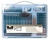 ROYAL BRUSH RSET-ART3205 Clear View Essentials Clear View Art Set-Sketching