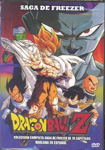 Dragon Ball Z - Saga De Freezer en Espanol [NTSC / Region 1 - Latin American Import] (Dragon Ball Z La Saga De Freezer)