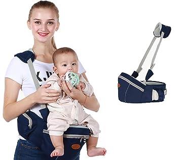 Amazon.com: Taburete portabebés para bebé con correa ...
