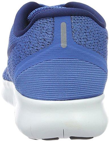 Nike Dame Gratis Rn LaufSko Blau (stjerne Blå / Kystnære Blå-off Hvid 402) eVSCIxQpxL