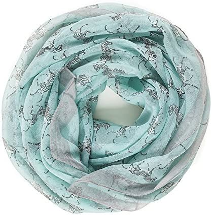 Scarf for Women Lightweight Animal Butterfly Fashion Fall Winter Scarves Shawl Wraps
