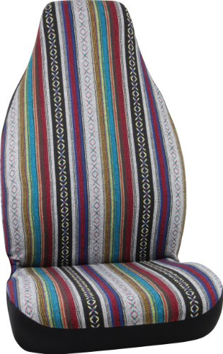 Throw Focus College (Bell Automotive 22-1-56258-8 Universal Baja Blanket Bucket Seat Cover)