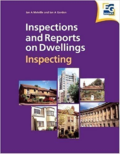 Inspections and Reports on Dwellings: Inspecting (The