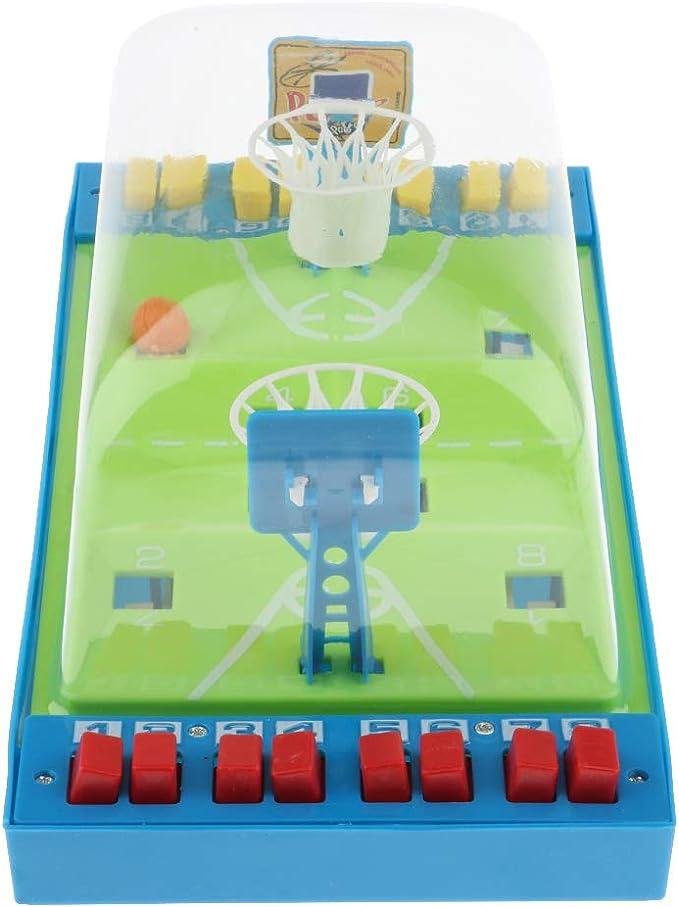 Mini Juego de Baloncesto de Mesa, Juguetes interactivos Entre ...