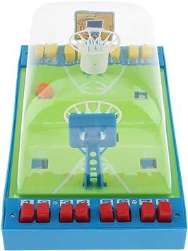 Toygogo Juego De Expulsión De Mesa De Escritorio De Baloncesto, Juego Interactivo De Jugadores, Juguetes Interactivos Educativos para Interiores: Amazon.es: Juguetes y juegos