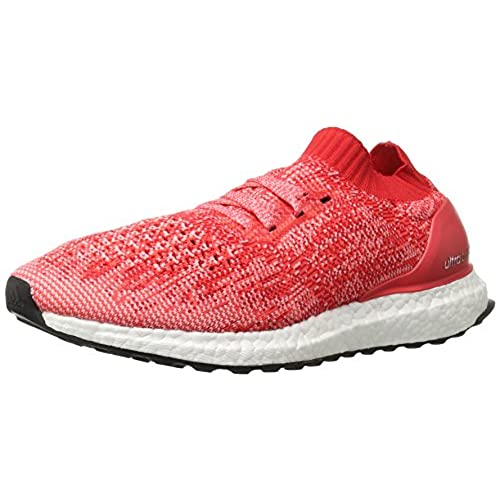 adidas ultra boost uncaged black red