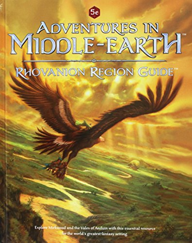 Adventures In Fantasy (Adventures in Middle Earth: Rhovanion Region Guide)