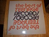 THE BEST OF TEENAGE RECORDS LP (12/33 rpm)