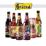 6 Pack Cervezas de Rusia