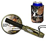 Extinguisher Deer Call Camo (Realtree) with DVD Instructional + Camo Koozie