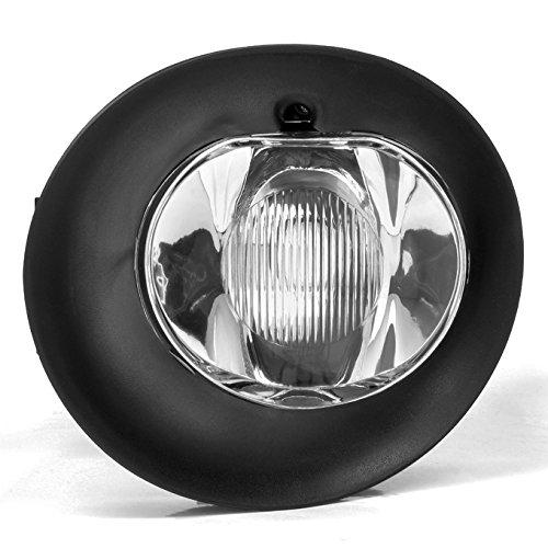 For 2002-2008 Dodge Ram 1500//2003-2009 2500 3500 Bumper Fog Lights Pair w//bulbs Replacement