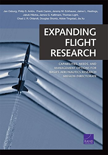 Expanding Flight Research: Capabilities, Needs, and Management Options for NASA's Aeronautics Research Mission Directorate