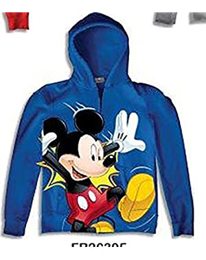 Baby Mickey Mouse or Minnie Mouse Toddler Fashion Sweat Shirt Hoodie