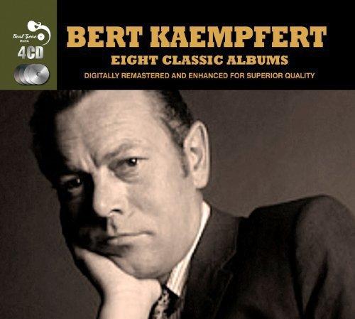8 Classic Albums - Bert Kaempfert by Kaempfert, Bert