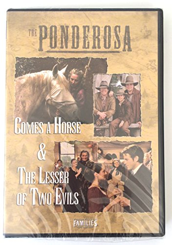 The Ponderosa: Comes a Horse & The Lesser of Two Evils