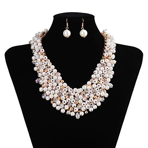 IPINK Fashion Simulated Crystal Jewelry product image