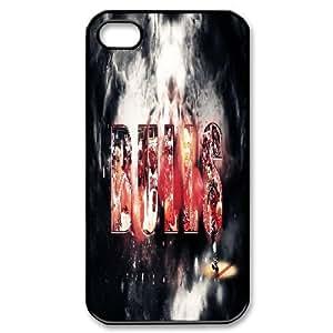Sexyass Bulls Chicago IPhone 4/4s Case BULLS, Bulls Chicago, {Black}