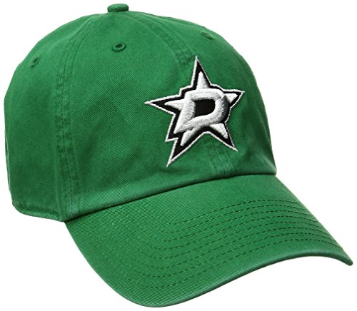 NHL Dallas Stars '47 Clean Up Adjustable Hat, One Size, Kelly