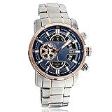 Daniel Steiger Invictus Multifunction Blue Watch