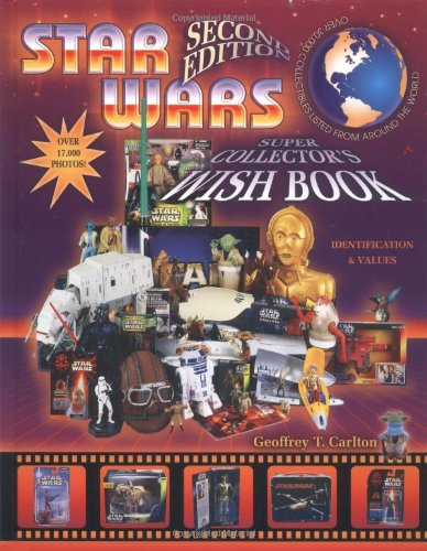Star Wars Super Collector's Wish Book, Second Edition