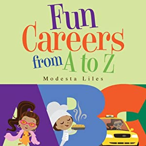 Fun Careers from A to Z Audiobook