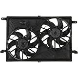 RADIATOR CONDENSER COOLING FAN FOR CHEVY TRAVERSE ACADIA ENCLAVE GM3115219