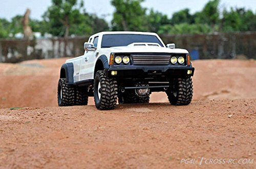 CROSS-RC PG4L 1:10 2-Speed 4WD RC Crawler Pickup Truck Kit