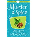 Murder & Spice (Nether Edge Cozy Mystery Book 1)