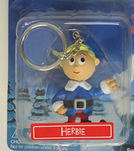 1999 CVS Limited Edition Herbie or Hermey the Elf Christmas Ornament from Rudolph and the Island of Misfit (Christmas Elf Toy)