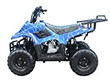 4 cylinder crate engine - Brand new 110cc ATV Fully Automatic Gas 4 Wheeler ATV for Kids - Brand New COLOR :  BLUE SPIDER