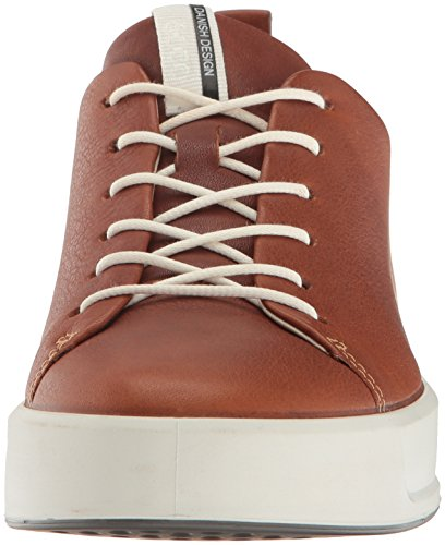 Ecco Baskets Soft Basses Braun 1021lion Ladies 8 Femme vTvwz6q