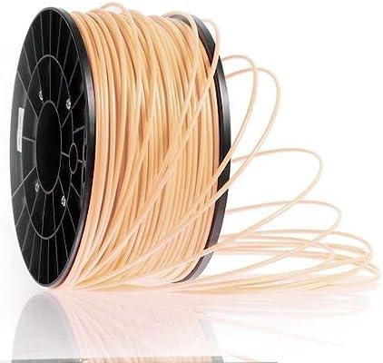 3d filamento ABS 1.75 mm Printer Bobina tinta 1 kg Color de piel ...
