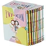 ivy + BEAN DELUXE SET, INCLUDES BOOKS 1-10 + SECRET TREASURE BOX
