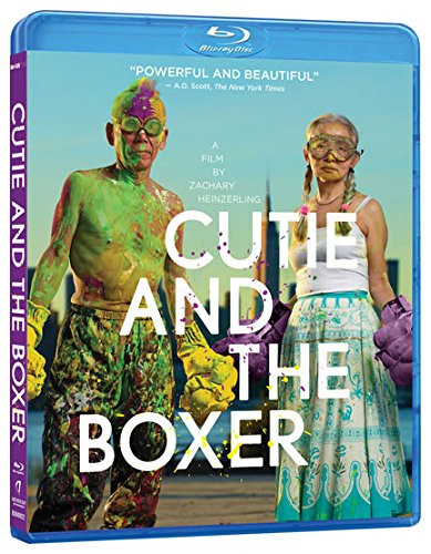 Cutie And The Boxer [Blu-ray]