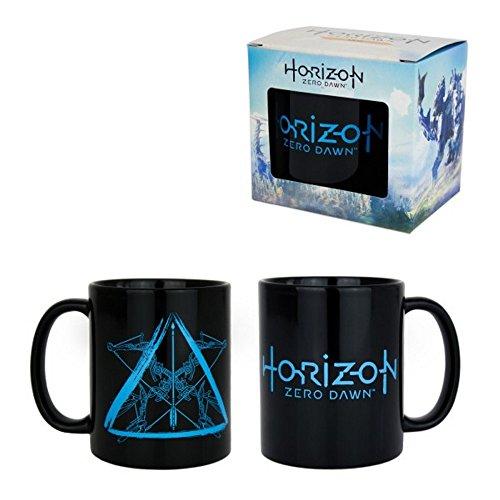 Horizon Zero Dawn Arrow - Taza de ceramica, diseno de logot