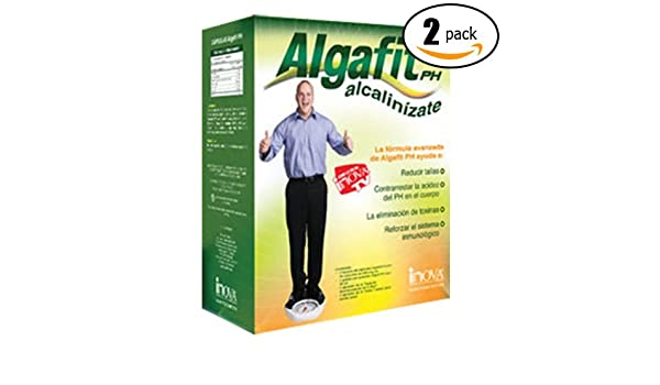 Amazon.com: Algafit - Tratamiento para 2 Meses: Health & Personal Care