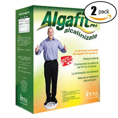Amazon.com: Algafit - Tratamiento para 2 Meses: Health & Personal Care